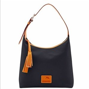 Dooney & Bourke Paige Pebble Leather Hobo